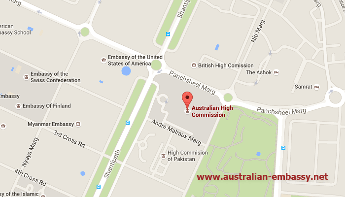 Australian High Commission India