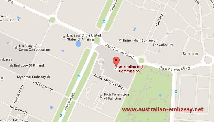 Australian High Commission India