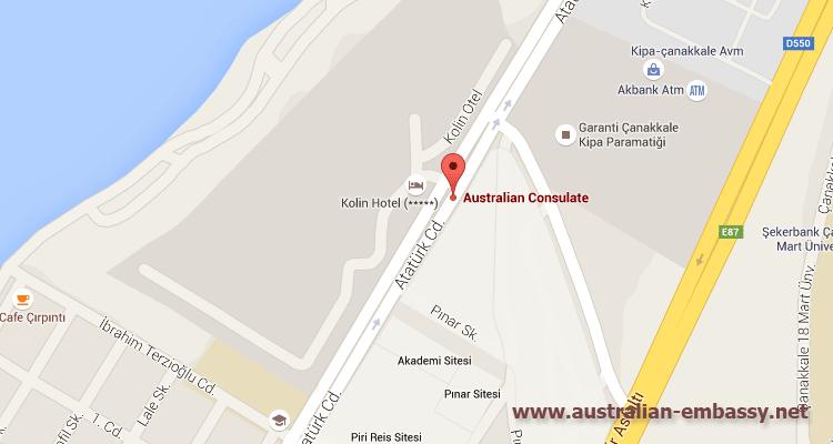 Australian Consulate General Çanakkale