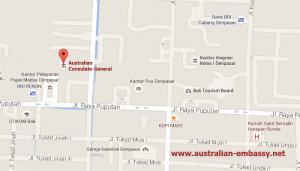 Australian Consulate in Bali