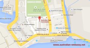 Australian High Commission Brunei