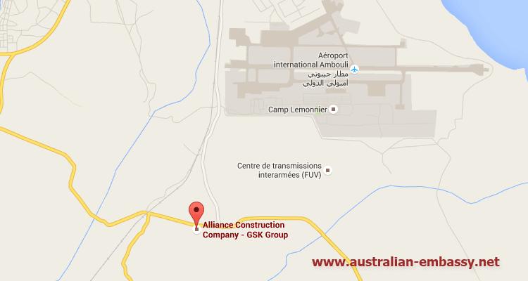 Australian Consulate in Djibouti