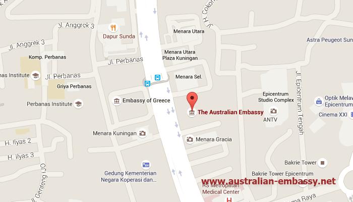 Kedutaan Besar Australia Indonesia