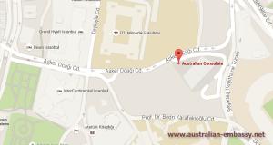 Australian Consulate General Istanbul