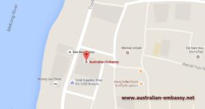 Australian Embassy in Lao