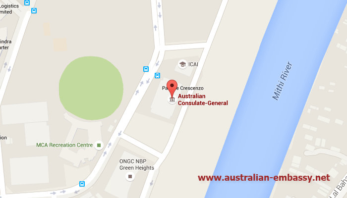 Australian Consulate in Mumbai