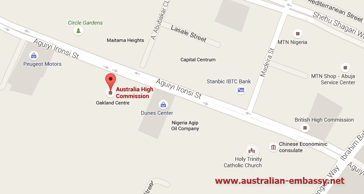 Australian High Commission in Nigeria