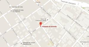 Embajada de Australia, Buenos Aires