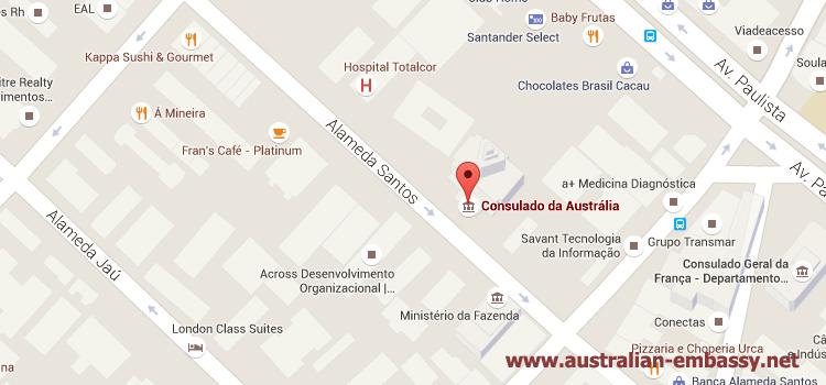Australian Consulate-General in São Paulo