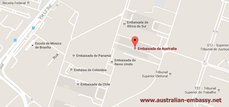 Australian Embassy in Brazil