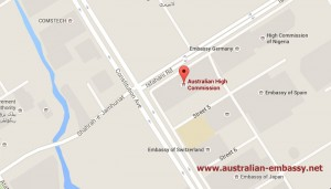 Australian High Commission in Afghanistan