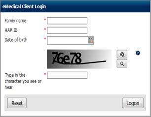 emedical-client-login